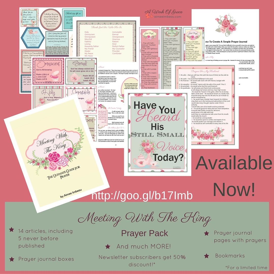 how to create a simple prayer journal a work of grace